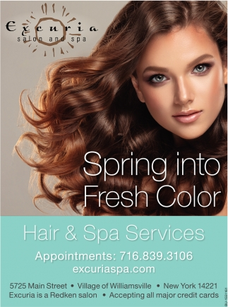 Spring Into Fresh Color