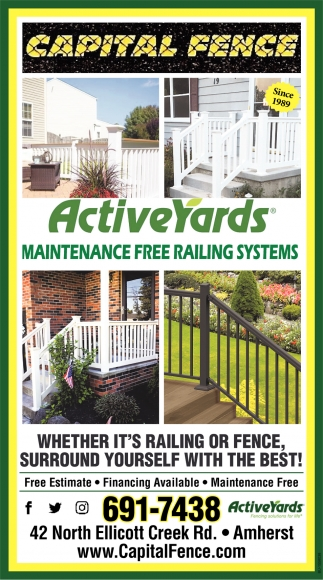 Maintenance Free Railing Systems