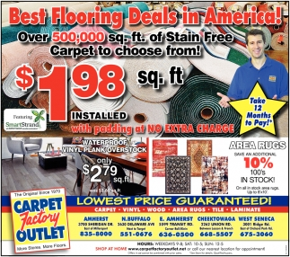 Best Flooring Deals in America!