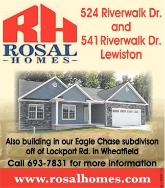 Also Building In Our Eagle Chase Subdivision