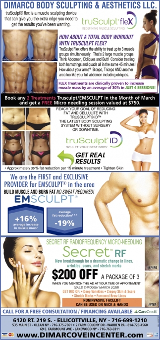 Body Sculpting & Aesthetics