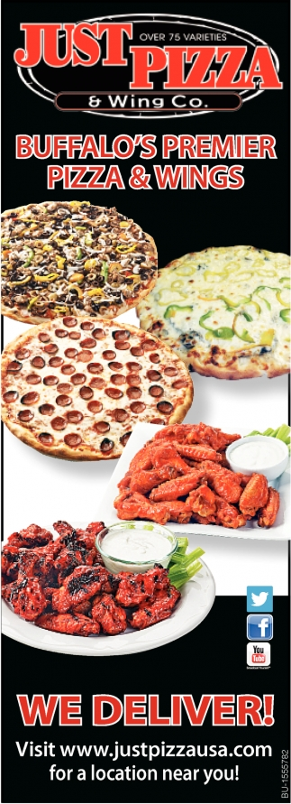 Buffalo's Premier Pizza & Wings