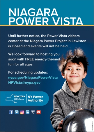 Niagara Power Vista