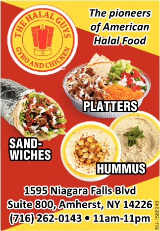 The Pioneers of American Halal Food