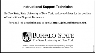 Instructional Support Technician