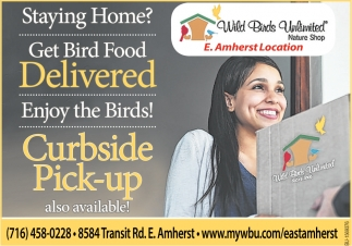 Get Bird Food Delivered