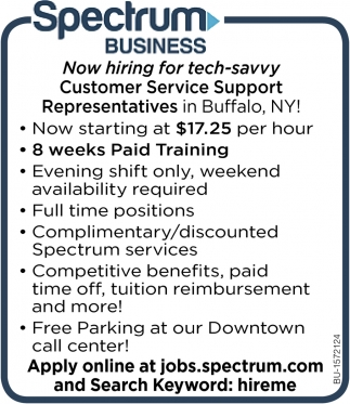 Now Hiring for Tech Savvy