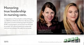 Honoring True Leadership In Nursing Care