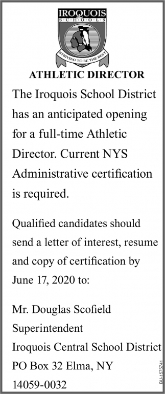 Athletic Director