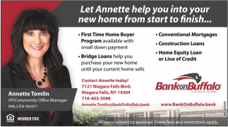 Let Annette Help You