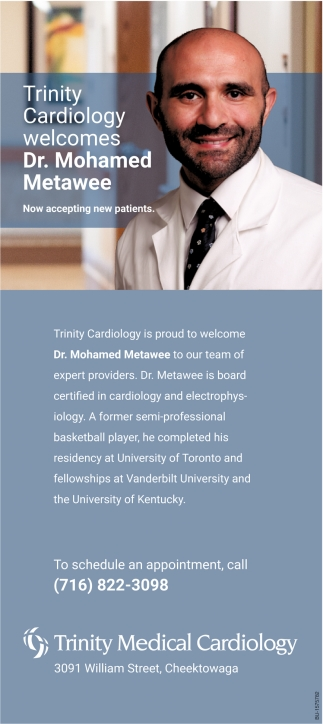 Welcome Dr. Mohamed Metawee