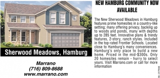 New Hamburg Community
