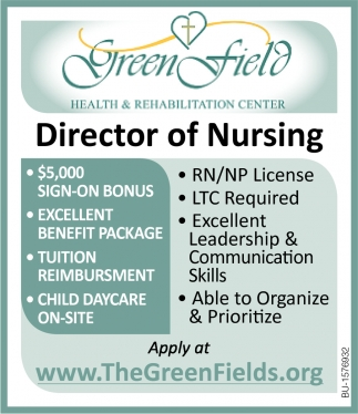 Director of Nursing