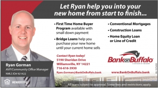 Let Ryan Help You Into Your New Home