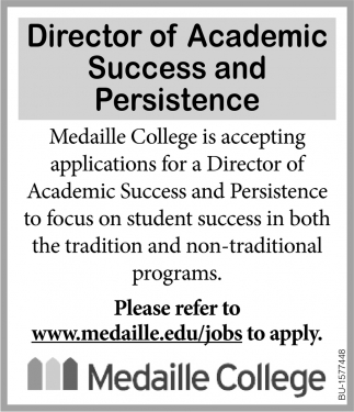 Director of Academic Success and Persistence