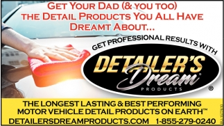 Get Your Dad The Detail Products You All Have Dream About