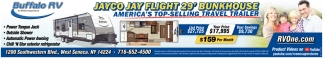 Jayco Jay Flight 29' Bunkhouse