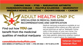Specializing In Medical Marijuana