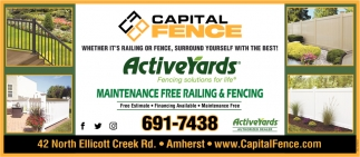 Maintenance Free Railing & Fencing