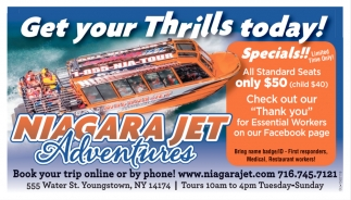 Get Your Thrills Today