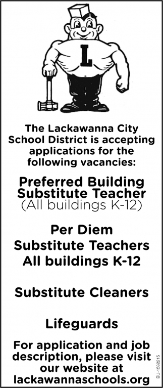 Preferred Building SubstituteTeacher