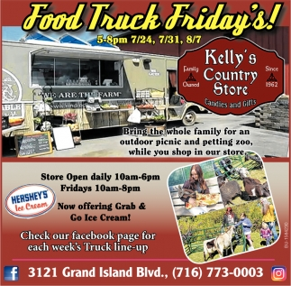 Food Truck Friday's