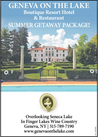 Summer Getaway Package