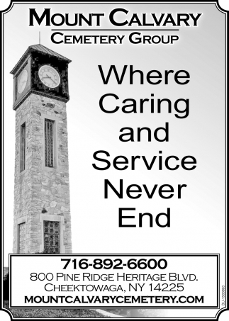 Where Caring and Service Never End