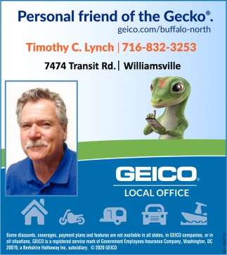 Personal Friend of the Gecko