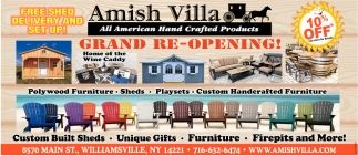 All American Hand Crafted Products