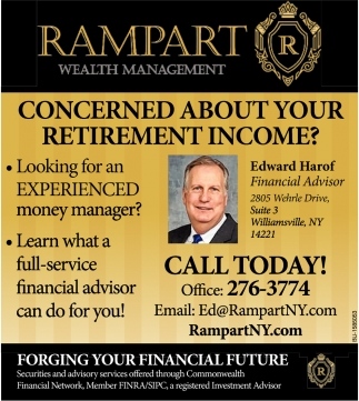 Concered About Your Retirement Income?