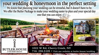 Your Wedding & Honeymoon In The Perfect Setting