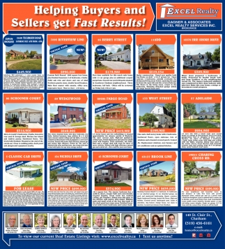 Helping Buyers And Sellers Get Fast Results!