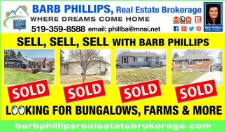 Sell, Sell, Sell With Barb Phillips