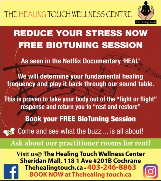 Reduce Your Stess Now Free Biotuning Session
