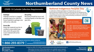 COVID-19 Curbside Collection Requirements