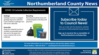 Subscribe Today to Council News!