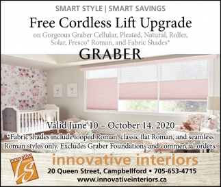 FREE Cordless Lift Upgrade