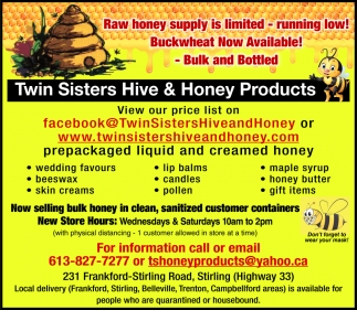 Raw Honey Supply is Limited - Running Low!