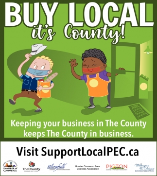 Keeping Your Business in The County Keeps The County in Business