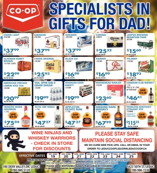 Specialists In gifts For Dad!