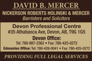 Providing Full Legal Services