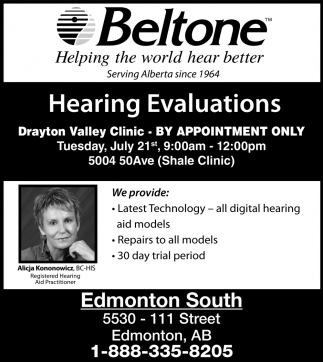 Hearing Evaluations