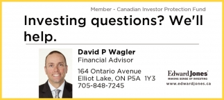 Investing Questions? We'll Help.