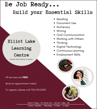 Be Job Ready... Build Your Essential Skills
