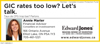GIC Rates To Low? Let's Talk.