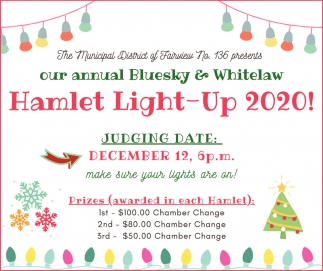 Hamlet Light-Up 2020!