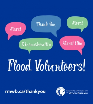 Flood Volunteers!