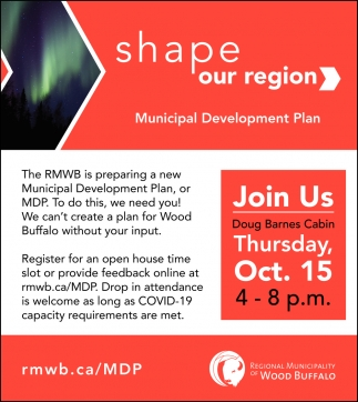 Shape Our Region