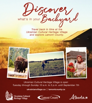 Discover What's In Your Backyard